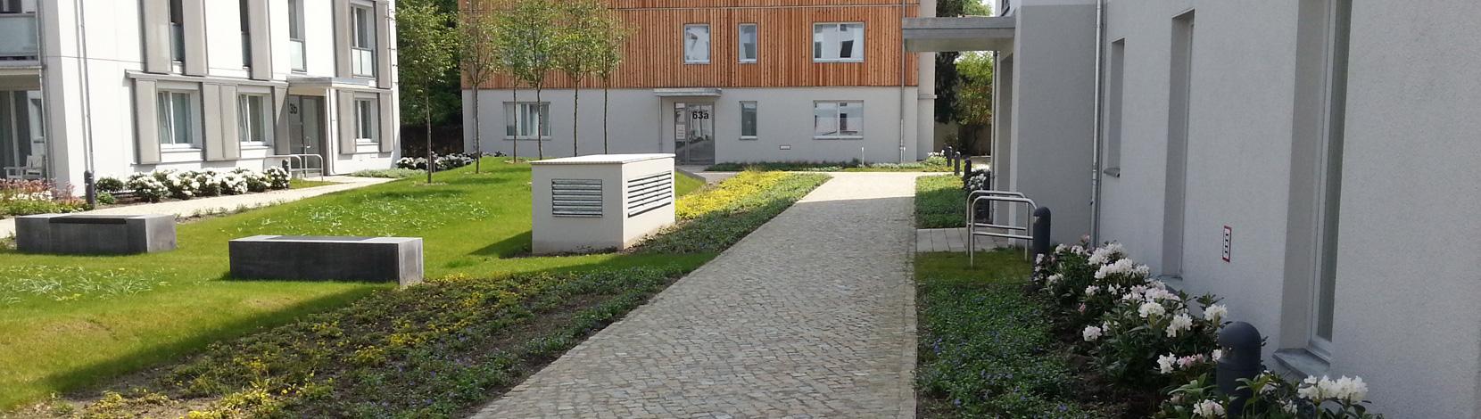 Grünanlagenservice und Landschaftsbau